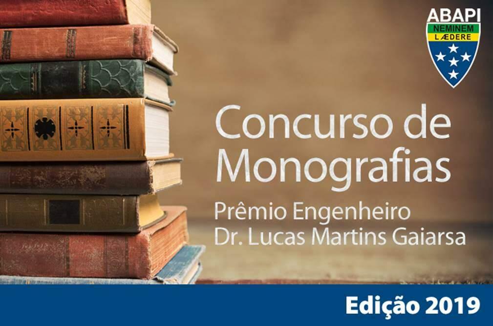 Concurso de Monografias ABAPI